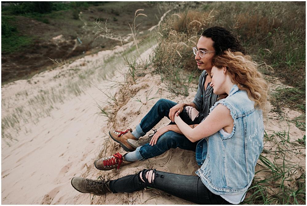 Engagement Photographer Traverse City