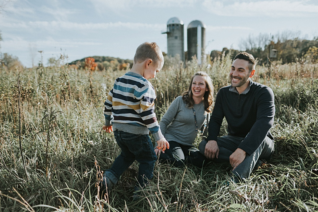 Grand Rapids Family Session