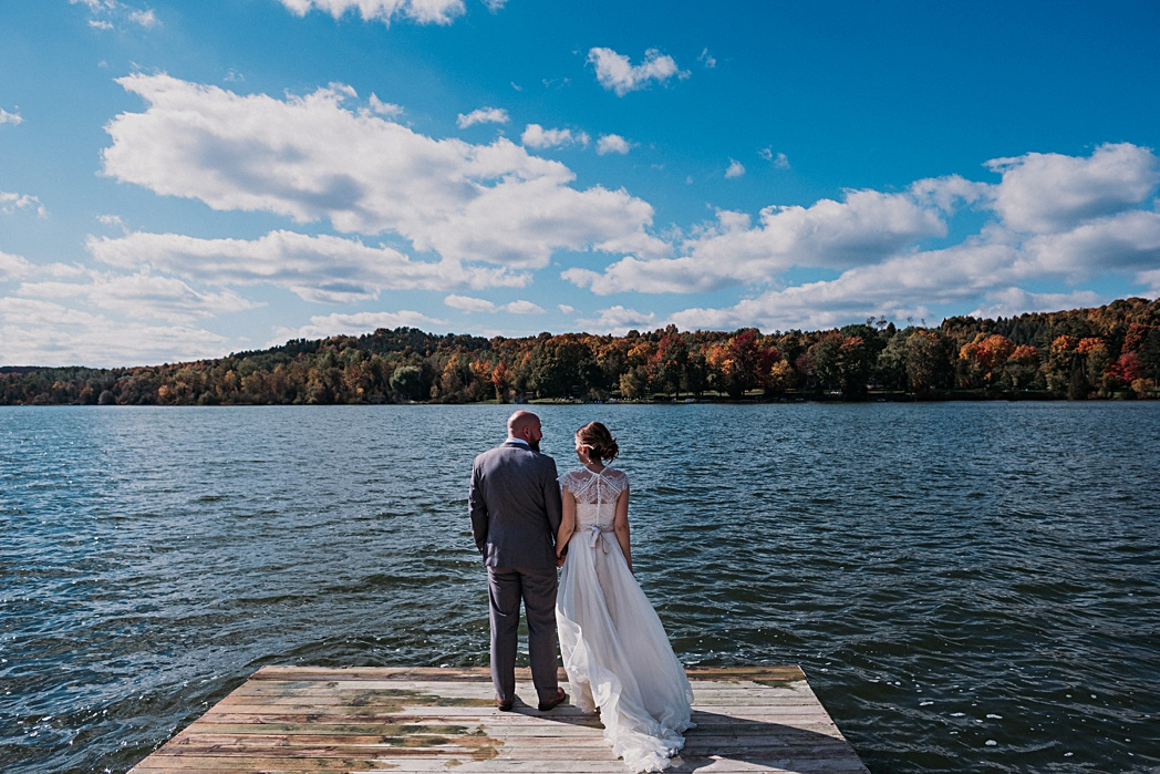 Couples Session Lake Leelanau Fountain Point Resort Wedding