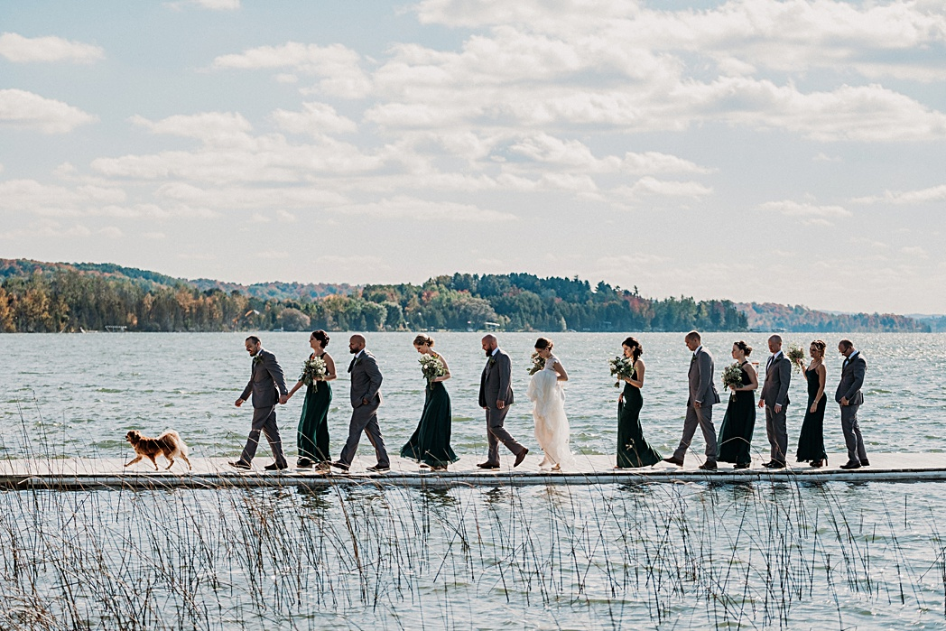 Traverse City Wedding Photographer Fountain Point Resort