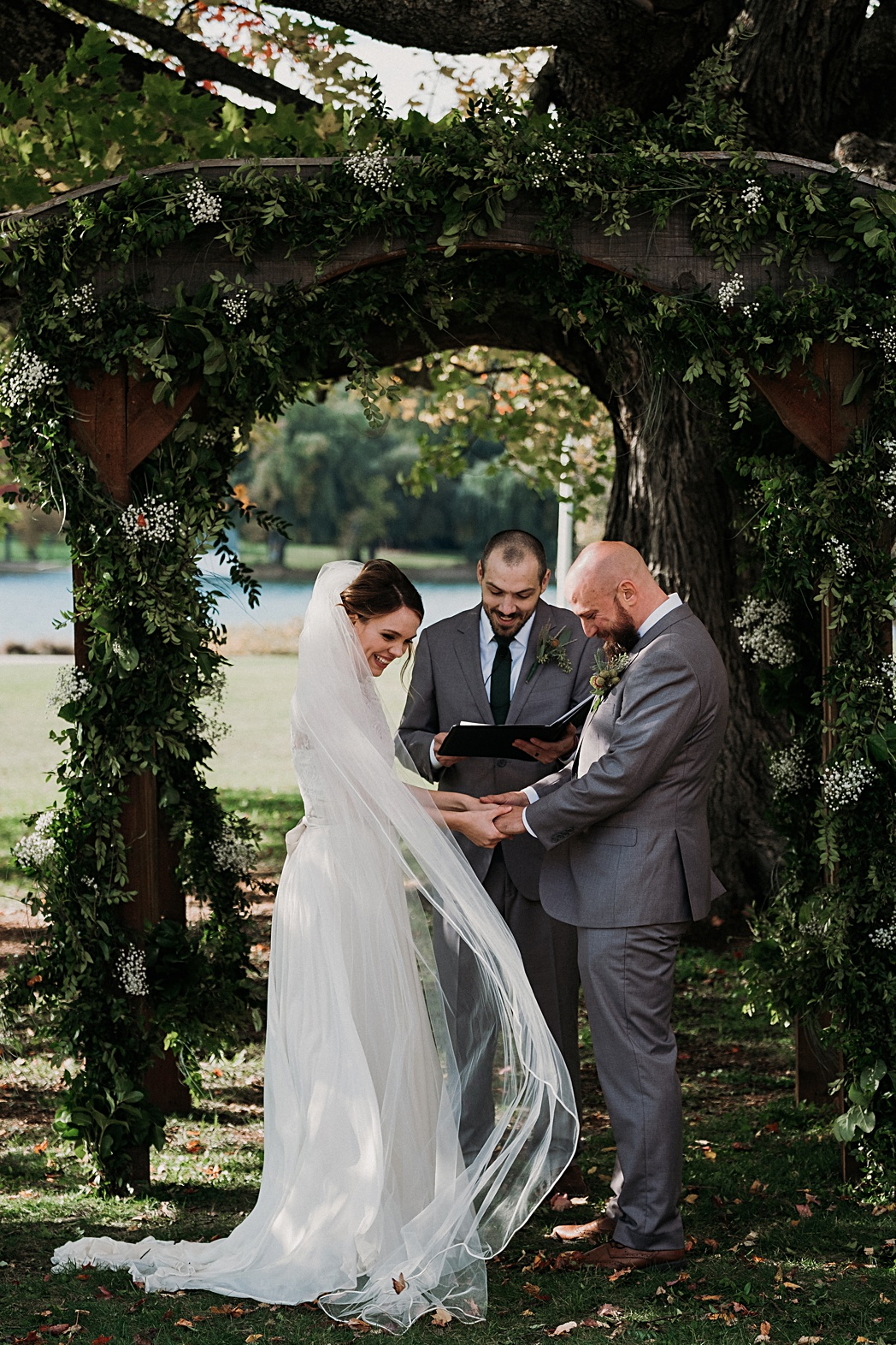 Lake Leelanau Wedding Ceremony