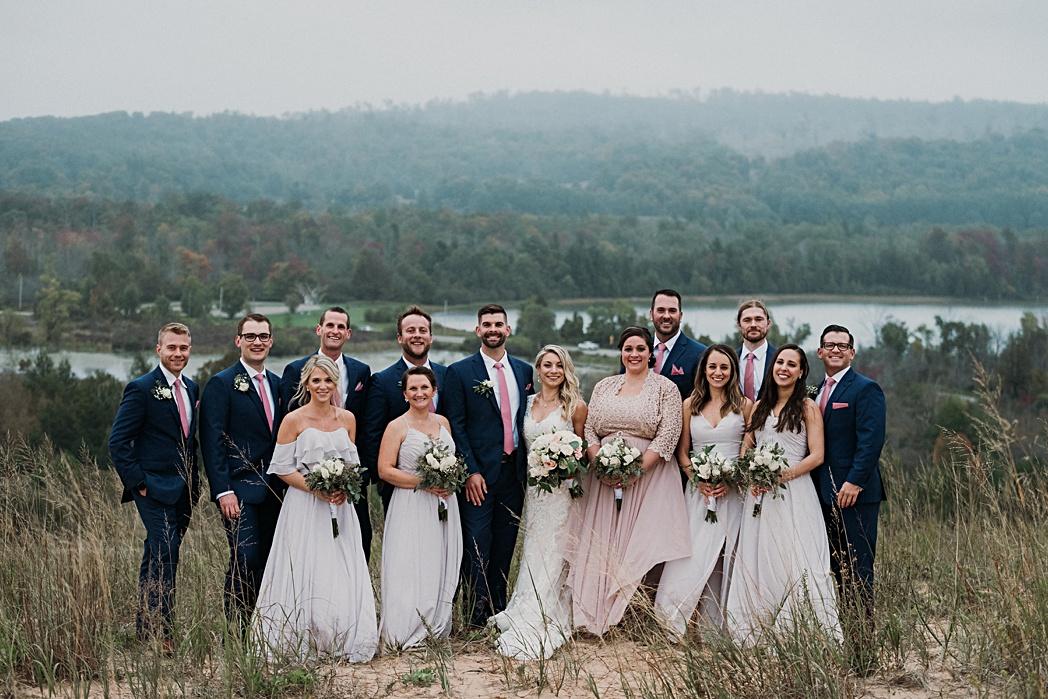 Glen Arbor Michigan Wedding