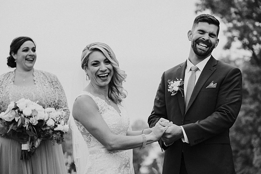 Wedding Ceremony Glen Arbor Michigan