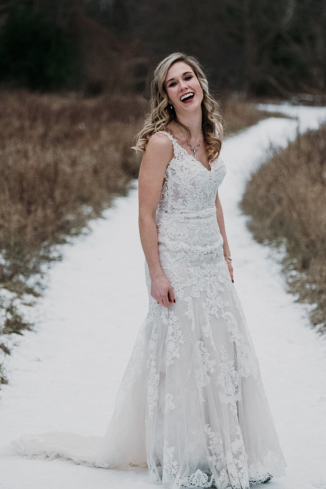 Winter Bride Bridal Session
