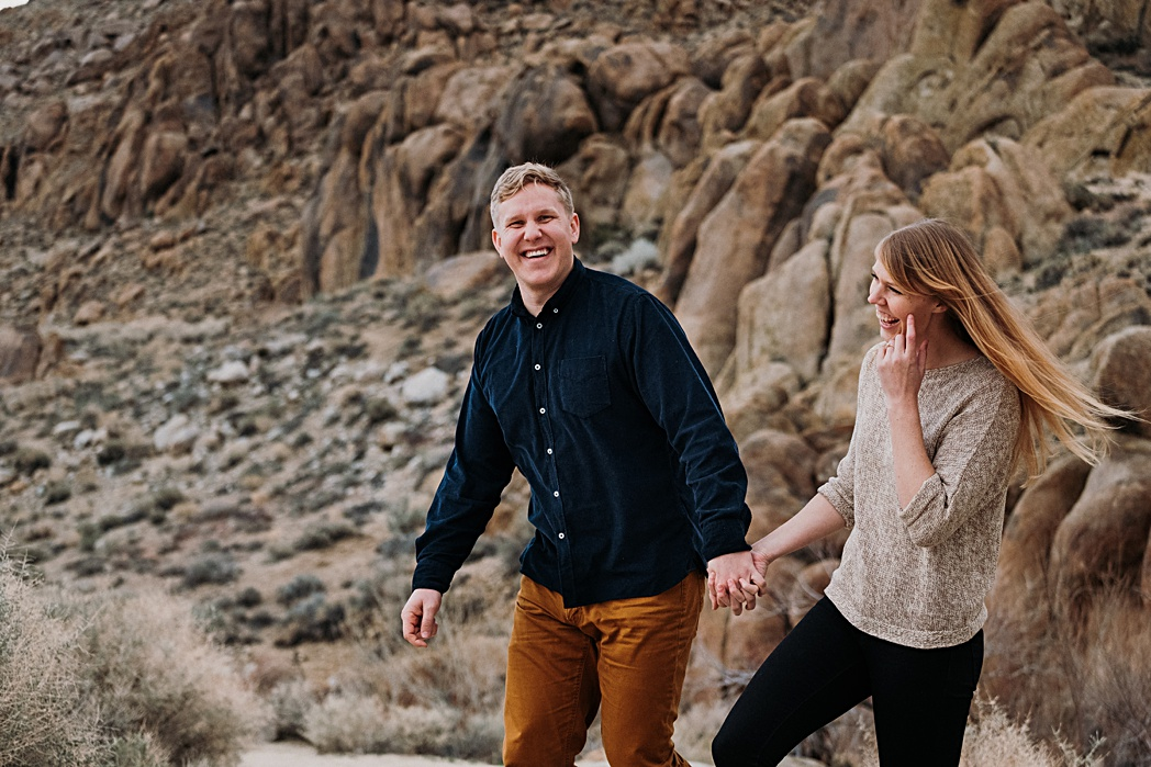 Alabama Hills Adventure Session