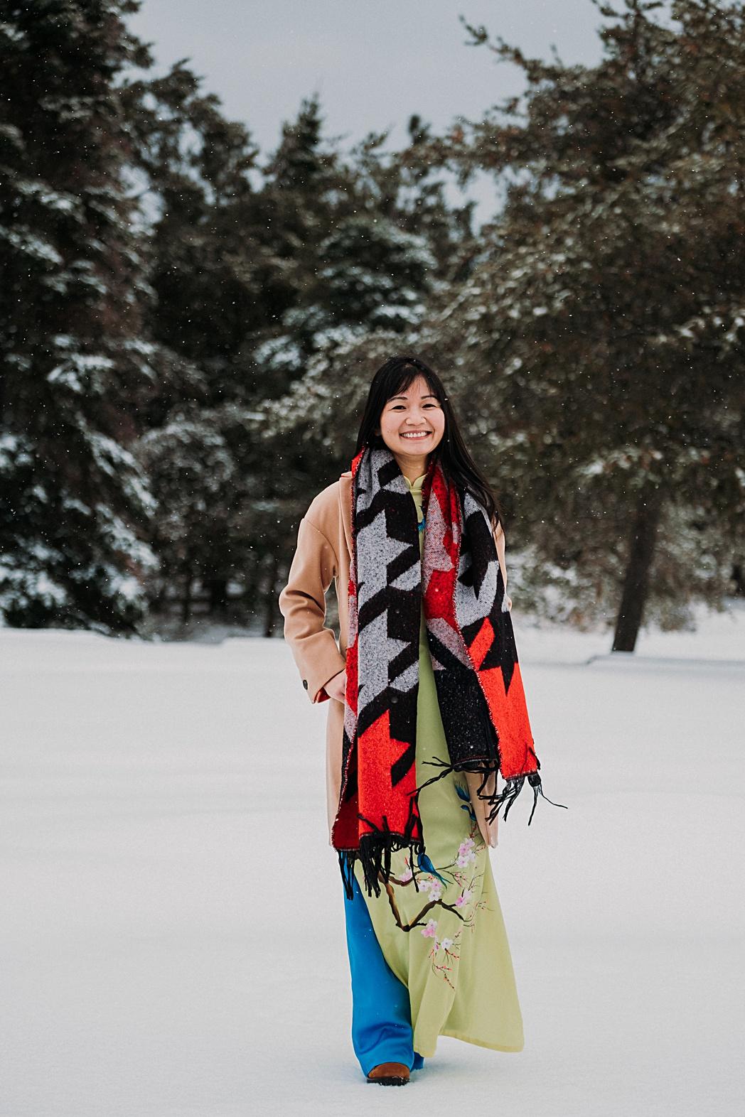 Traverse City Winter Photographer