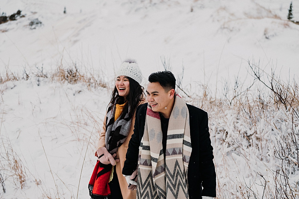 Sleeping Bear Dunes Adventure Engagement