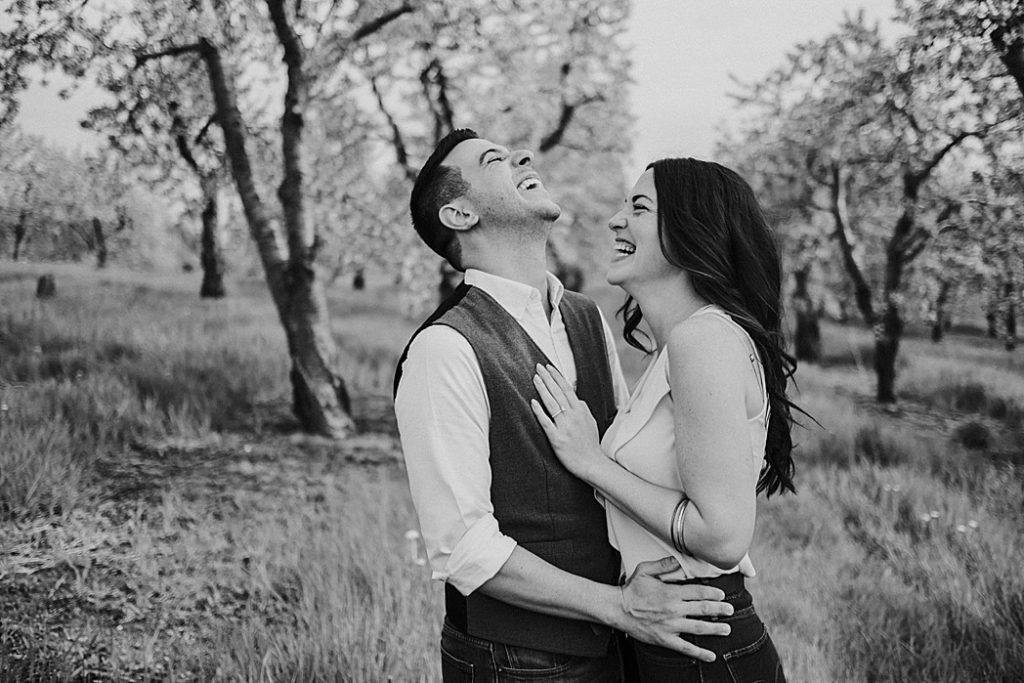 Old Mission Engagement Photos