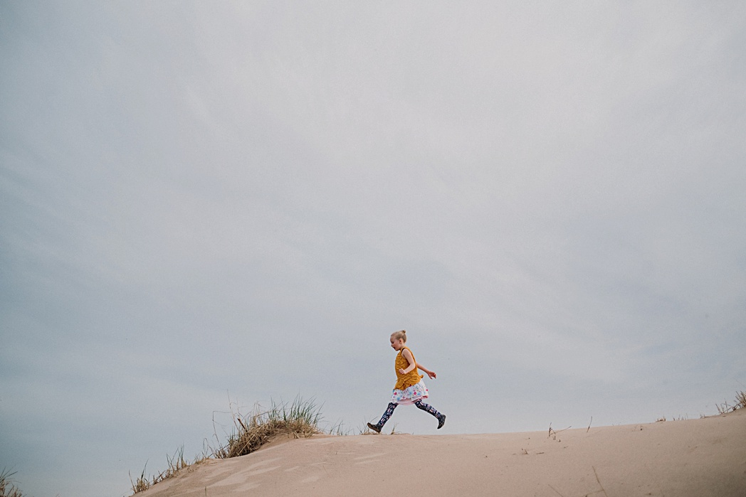Michigan Dunes Family Session