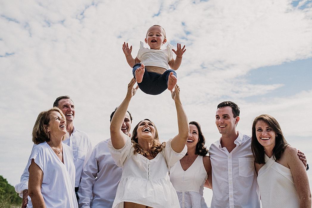 McMillan Family Adventures | Beach Day Fun
