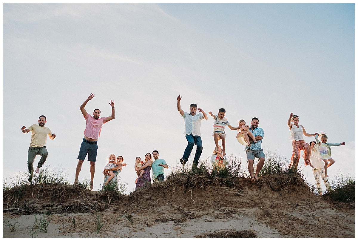 Northern Michigan Family Session