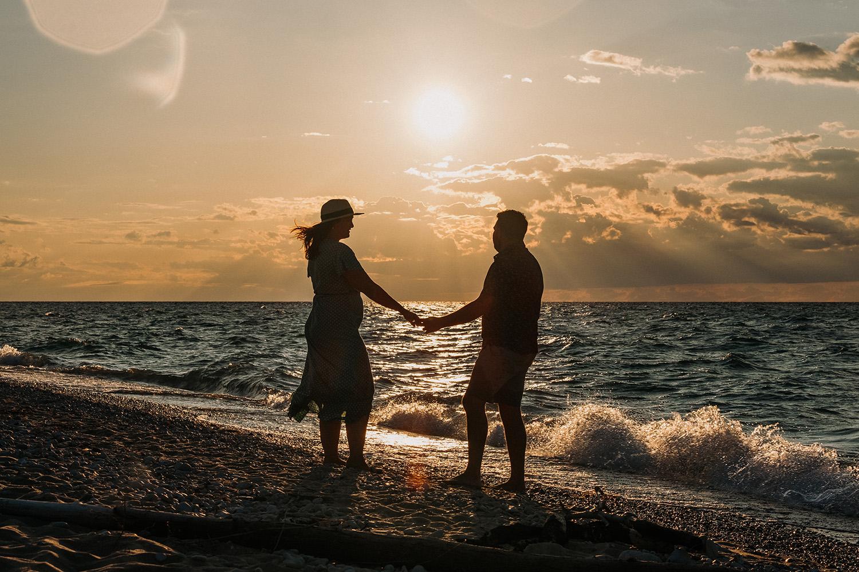 Proposal Photographer Dunes Michigan