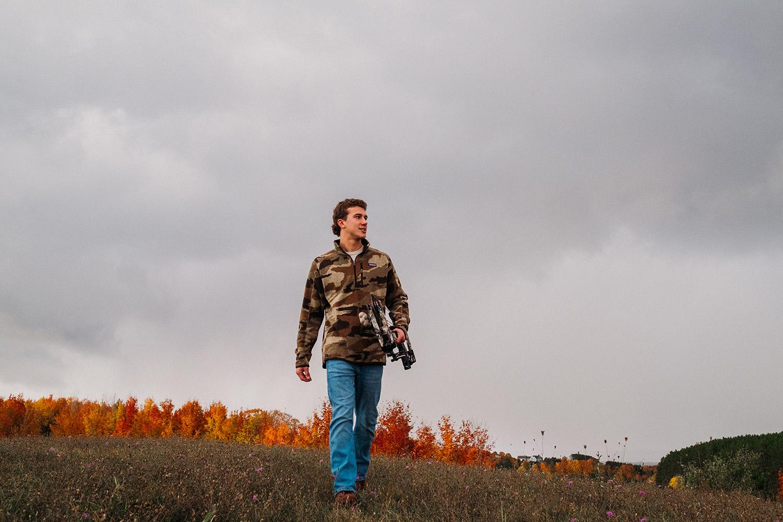 Senior Photographer Northern Michigan