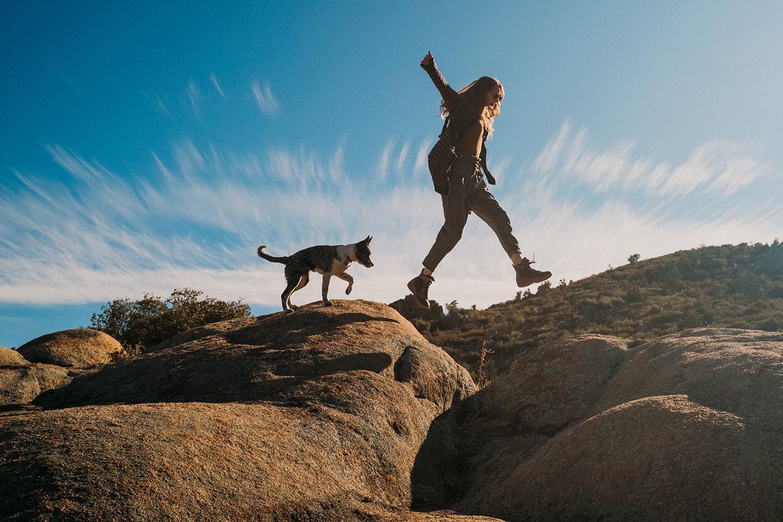 Constilation Trail Prescott AZ Nicole Geri