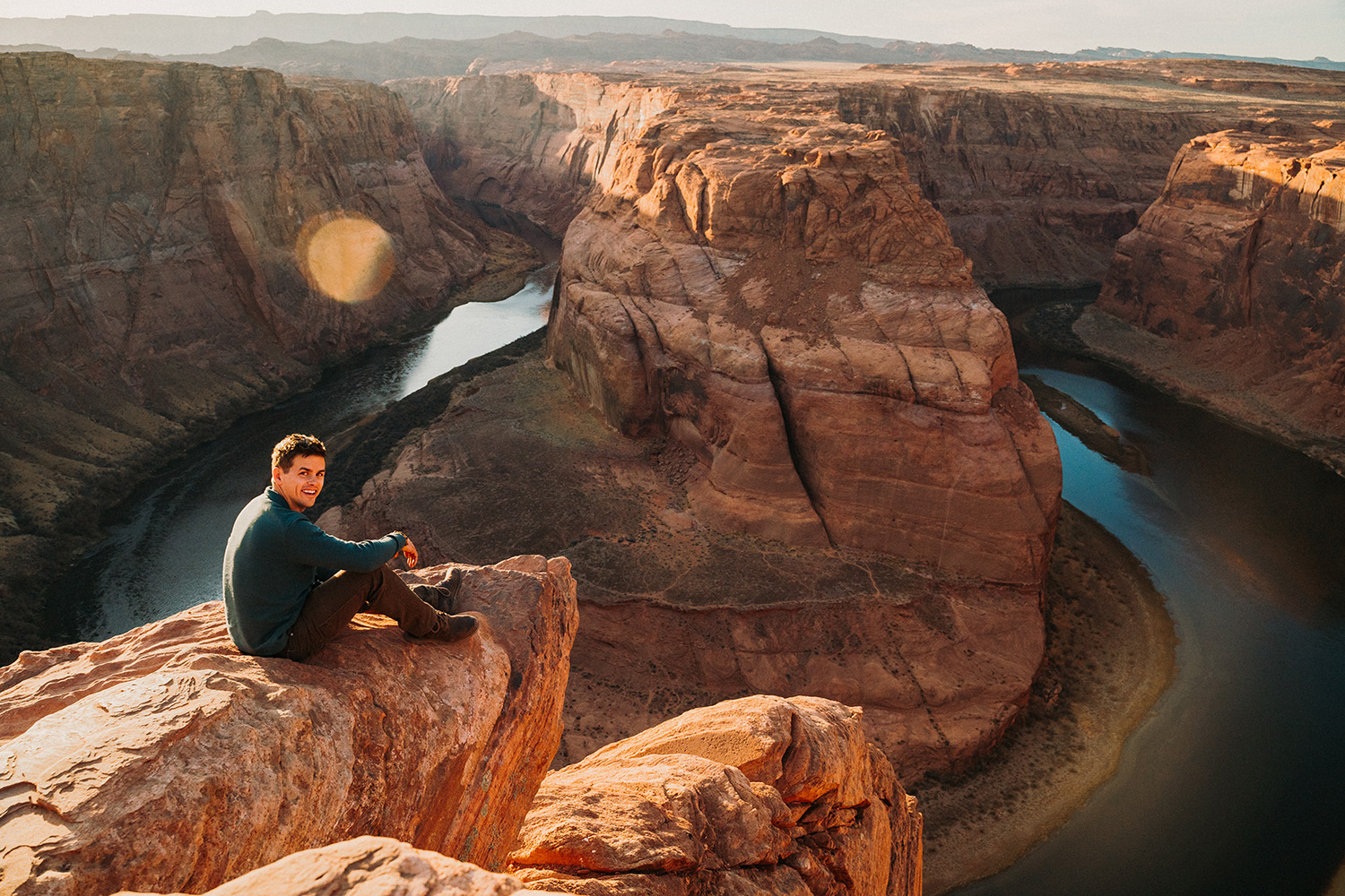 Josh Hartman Horseshoe Bend Photographer