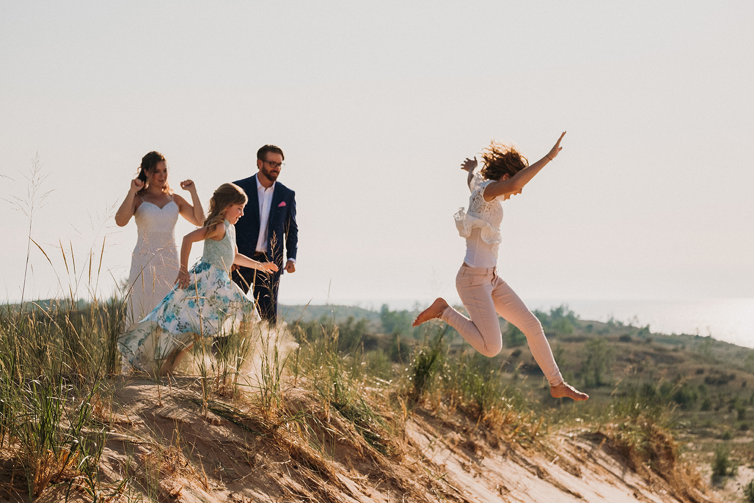 Elopement Family Style