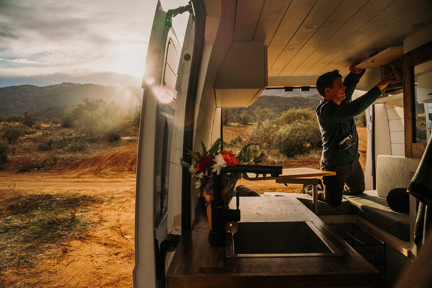 Arizona Van Life Photographer Josh Hartman