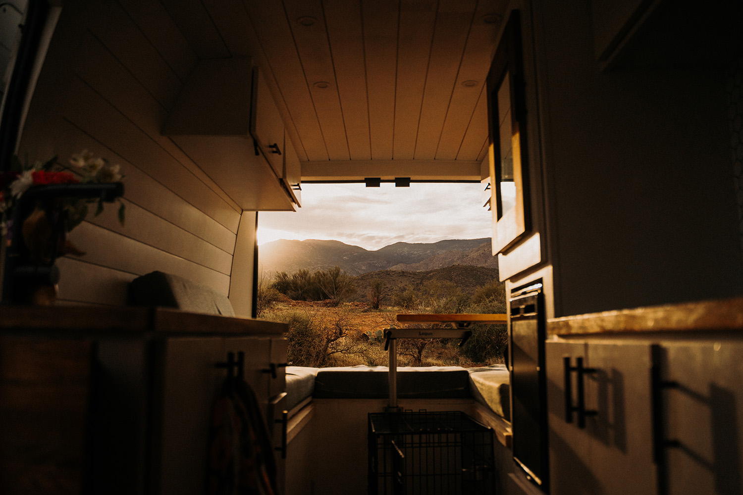 Arizona Vanlife Couple